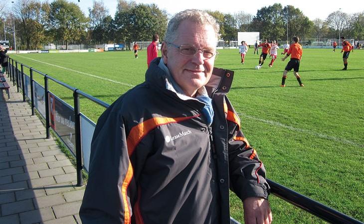 Tom Verdam, voorzitter vv Altius