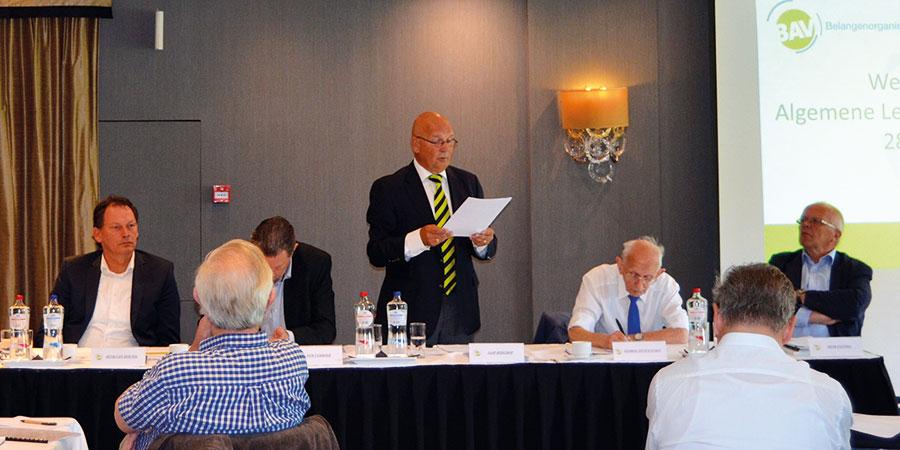 Ledenraad Belangenorganisatie Amateur Voetbalverenigingen