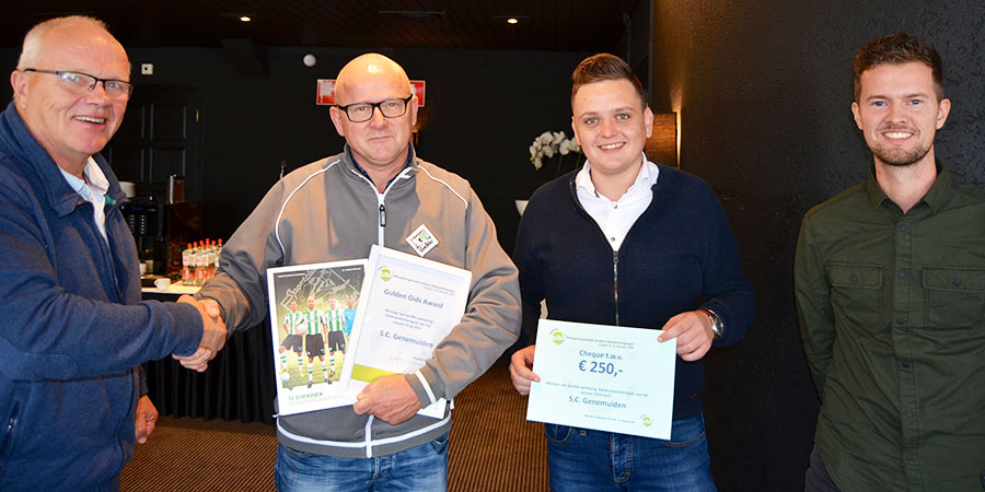 Genemuiden wint Gulden Gids Awards
