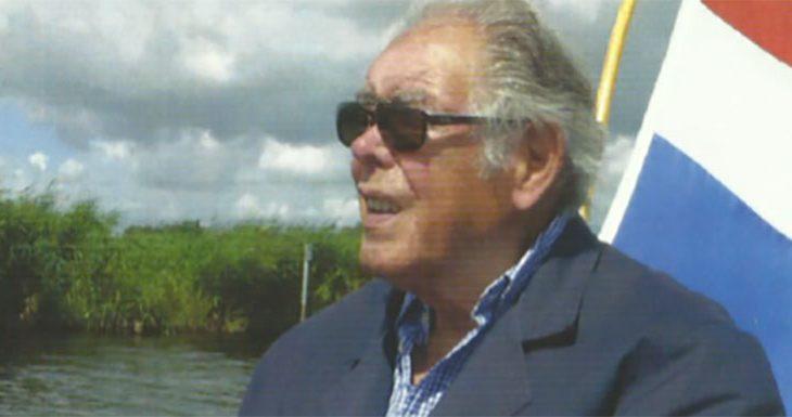 Dick Langenbach overleden